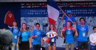 Championnat du monde Optimist pour la Team France