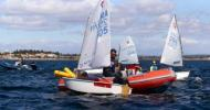 La Team Opti à Marseillan pour une Interligue