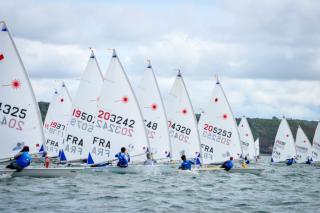 laser sailing france