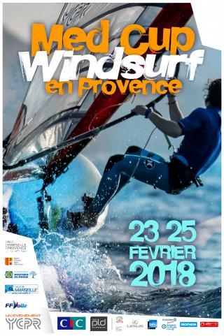 Med Cup Windsurf En Provence 14e Edition Ycpr Marseille